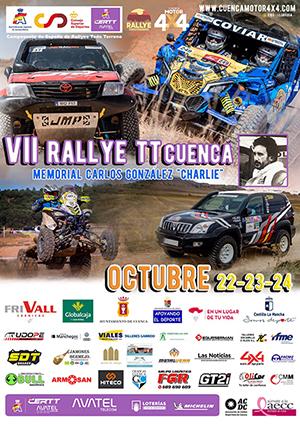 VII RALLY TT CUENCA