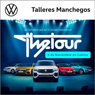 TALLERES MANCHEGOS TOUR